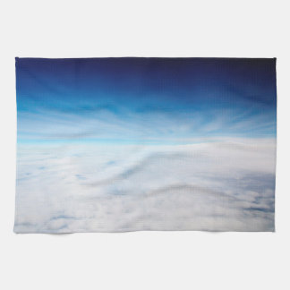 Sky Above The Clouds Kitchen Towels