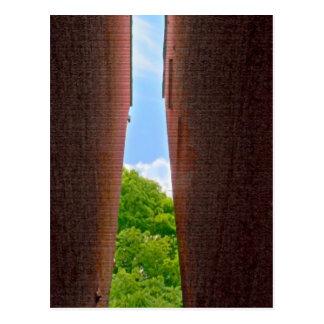 Sky Alley Postcard