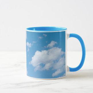 Sky and Clouds Mug