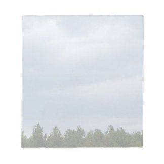 Sky and Clouds Notepad