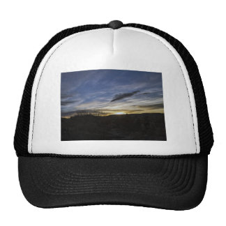 Sky and Earth Trucker Hat