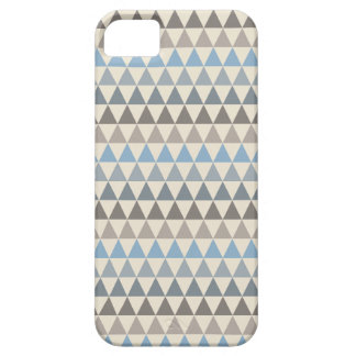 Sky and Earth Triangles iPhone SE/5/5s Case