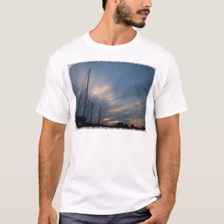 Sky and Masts T-Shirt