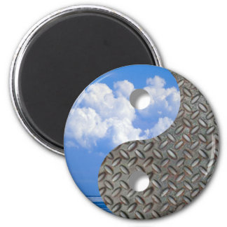 sky and metal magnet
