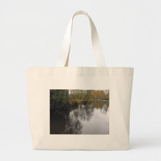 Sky and Water Reflections Tote Bag