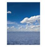 sky and waves letterhead