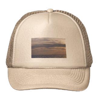 Sky at Dusk Over the Ocean Trucker Hat