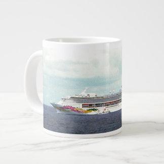 Sky at Sea Giant Coffee Mug