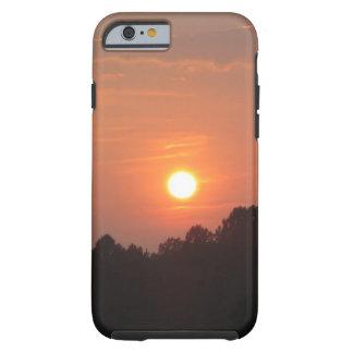 Sky at Sunset Tough iPhone 6 Case