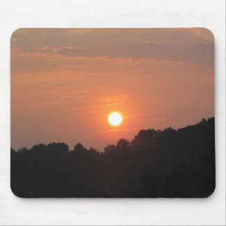 Sky at Sunset Mouse Pad