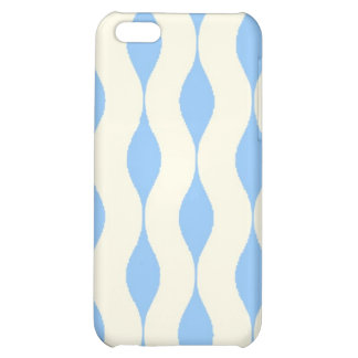 sky blue and white wave  iPhone case iPhone 5C Cover