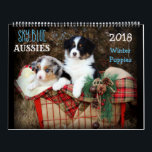 "SKy Blue Aussies WINTER Puppy 2018 Calendar<br><div class=""desc"">Featuring our 10 awesome winter puppies - Rogan,  Riley,  Izzy,  Drift,  Turner,  Taylor,  Gunner,  Springer,  Sherlock &amp; Kershaw!</div>"