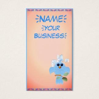Sky Blue Bird profilecard_business_vertical, Business Card