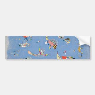 Sky Blue Bumper Sticker