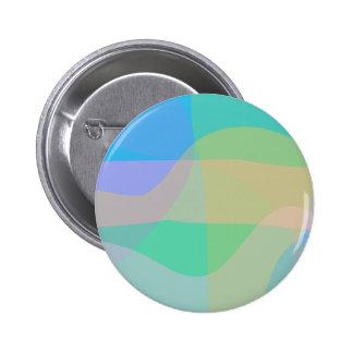 Sky Blue 2 Inch Round Button