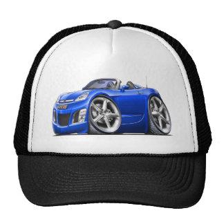 Sky Blue Car Trucker Hat