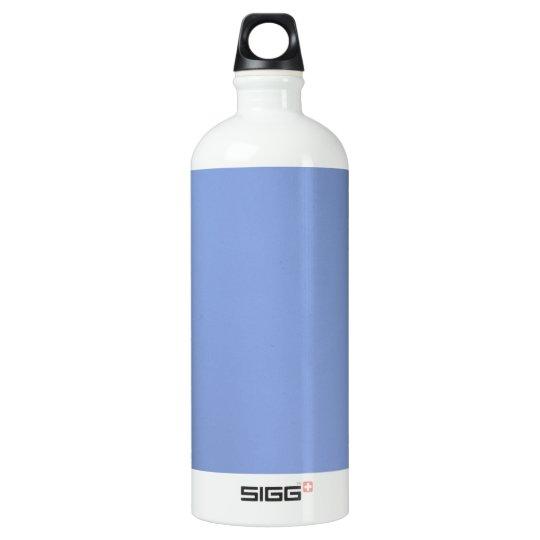 Sky Blue Color 32 oz Aluminum Water Bottle