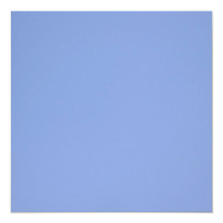 Sky Blue Color 5.25 inch Square Card