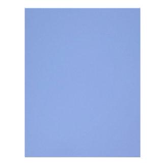 Sky Blue Color 8.5 x 11 Matte Paper