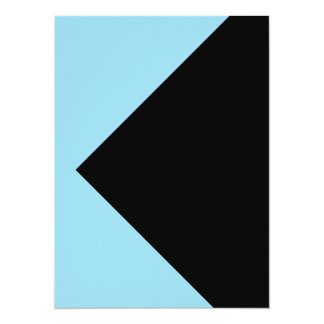 Sky Blue Color Only Tool Invitation Cards