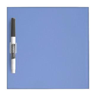Sky Blue Color Small Dry Erase Board