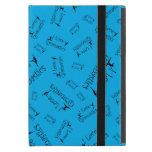 Sky blue I love gymnastics iPad Mini Case