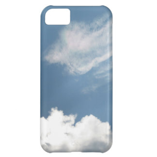 Sky Blue II - Wispy iPhone 5C Case