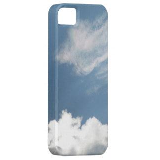 Sky Blue II - Wispy iPhone SE/5/5s Case