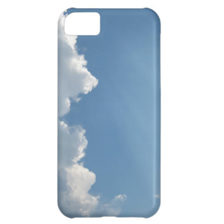 Sky Blue III - Verticle iPhone 5C Cover