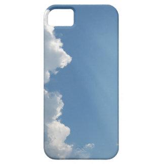 Sky Blue III - Verticle iPhone SE/5/5s Case