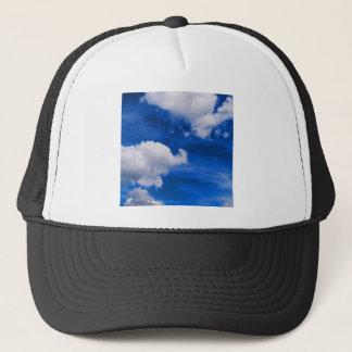 Sky Blue Magma Trucker Hat