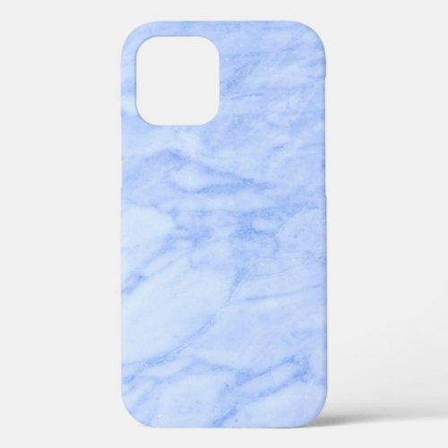 Sky-blue Marble Phone Case