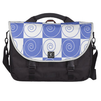 Sky Blue Mouse Tail Twists Commuter Bags