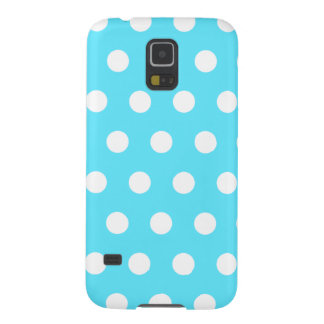 Sky Blue Polka Dot Samsung Galaxy Nexus Case