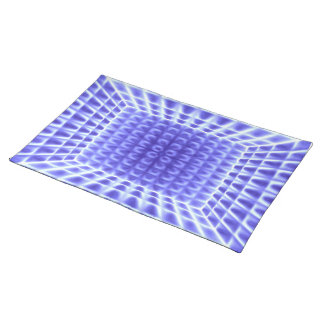 Sky Blue Reflection Placemat