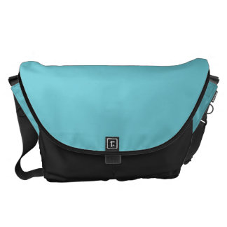 Sky blue Rickshaw messenger bag