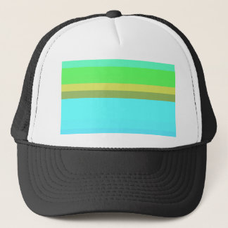 sky blue trucker hat