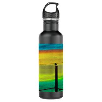 Sky Blue Water Bottle