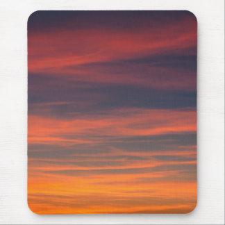 sky calm mouse pad