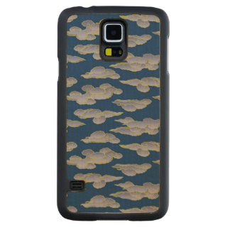 Sky Carved Maple Galaxy S5 Case