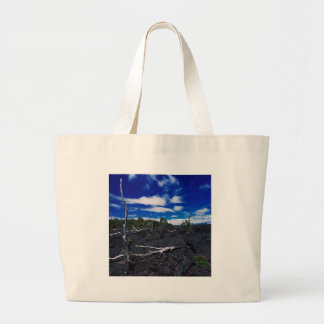 Sky Chain Of Craters Tote Bag