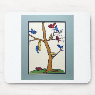 Sky Children  by Piliero Mouse Pad