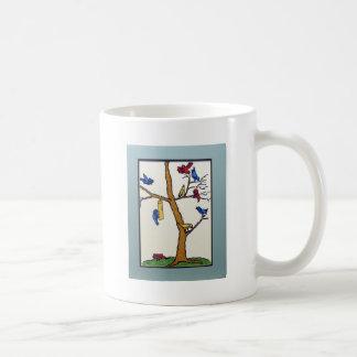 Sky Children  by Piliero Classic White Coffee Mug