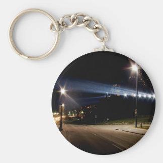 Sky City Lights Key Chains