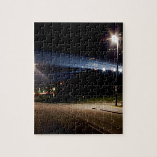 Sky City Lights Jigsaw Puzzles