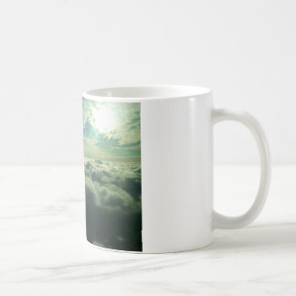 Sky Cloud Design - Flying Picture Coffee Mug