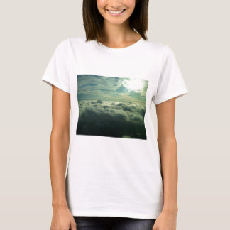 Sky Cloud Design - Flying Picture T-Shirt