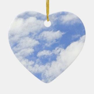 Sky Cloud Ornament