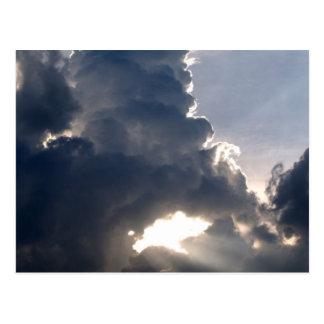 sky  cloud postcard
