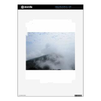 Sky cloud sunlight iPad 2 skin